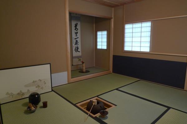 茶室の施工例
