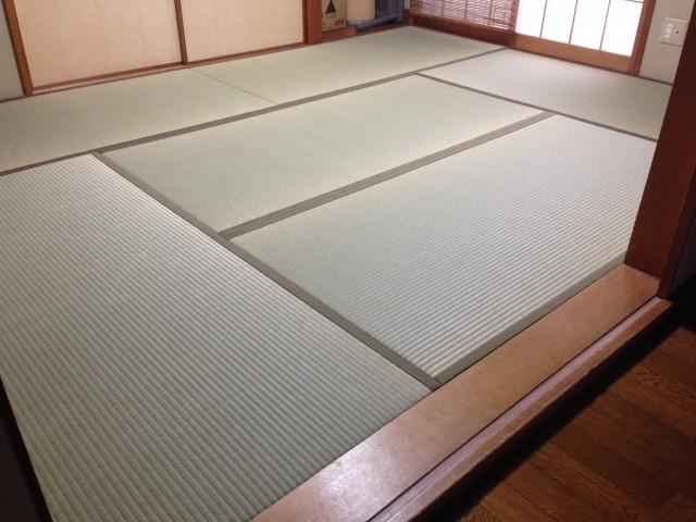 熊本産畳表 畳縁今色