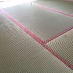 幸手市緑台、渡辺様邸の畳を新調させていただきました