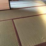 五霞町Y様、市松模様の畳に表替えしました